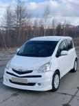 Toyota Ractis, 2007 год, 360 000 руб.