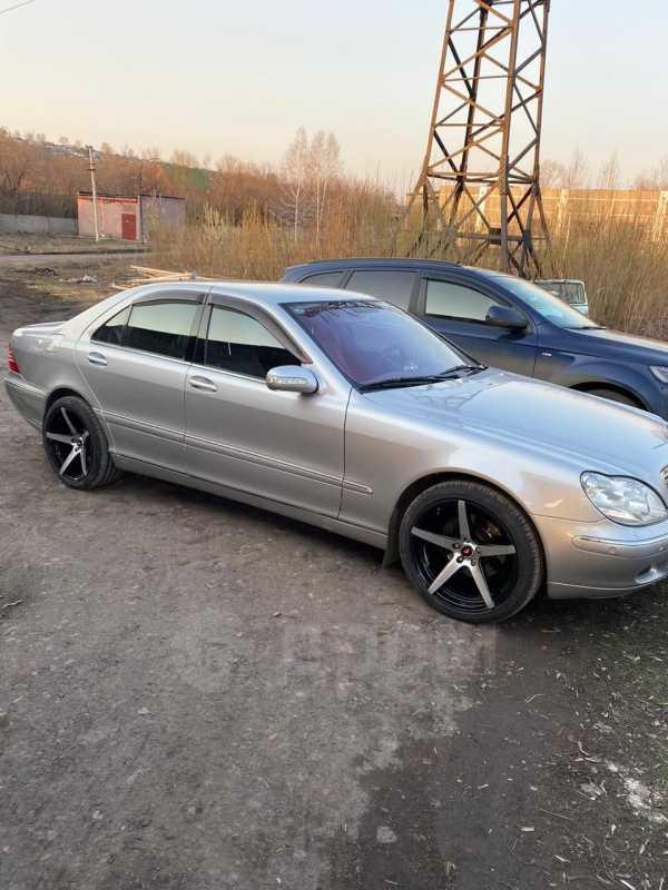Mercedes-Benz S-Class, 1999 год, 450 000 руб.