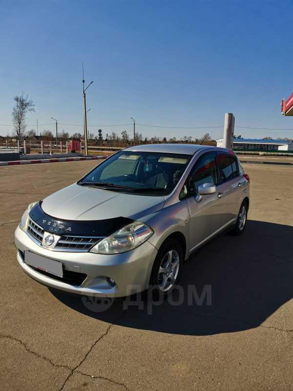 Nissan Tiida, 2009 год, 450 000 руб.