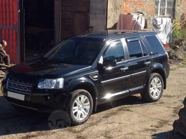Land Rover Freelander, 2008 год, 670 000 руб.