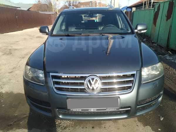 Volkswagen Touareg, 2006 год, 649 999 руб.