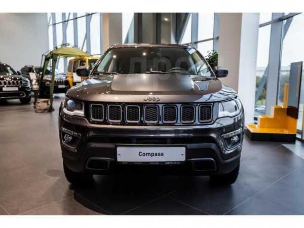 Jeep Compass, 2018 год, 2 704 000 руб.