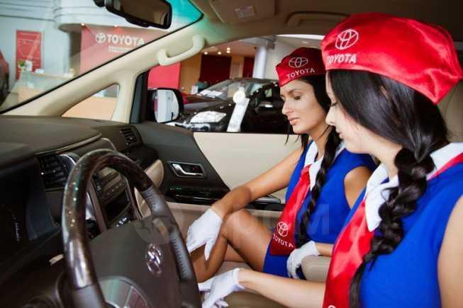 Toyota Alphard, 2012 год, 1 520 000 руб.