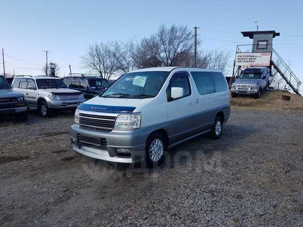 Nissan Elgrand, 1999 год, 498 000 руб.