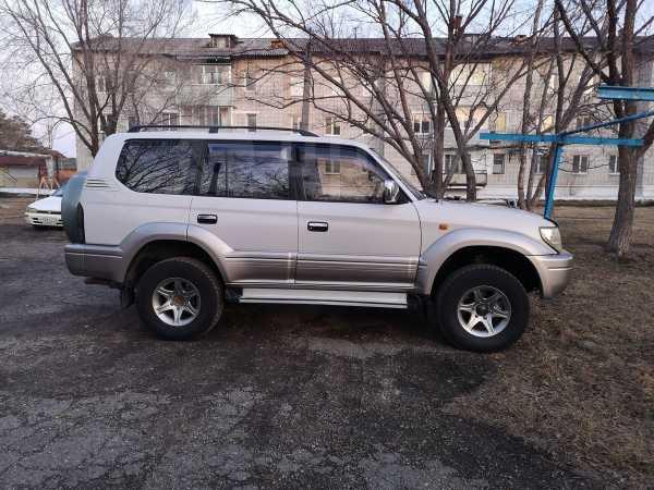 Toyota Land Cruiser Prado, 1999 год, 915 000 руб.