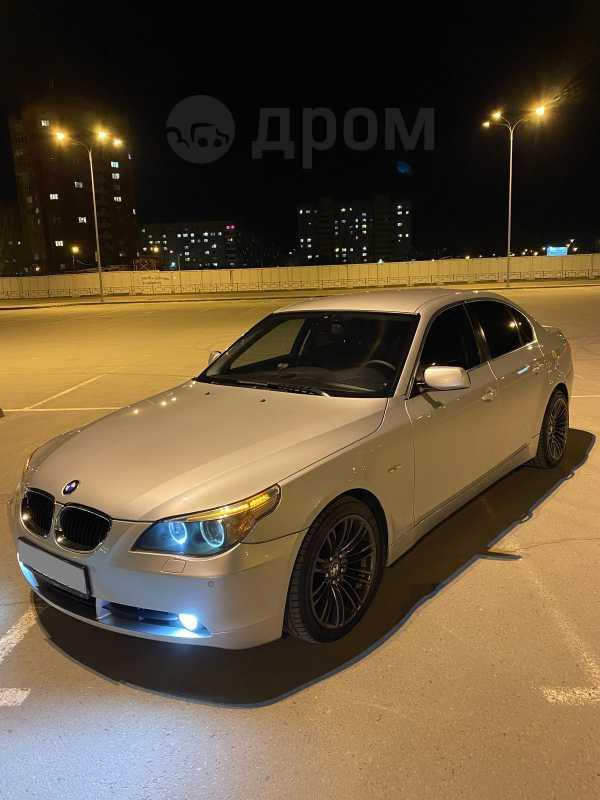 BMW 5-Series, 2004 год, 655 000 руб.
