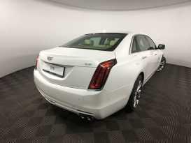 Москва Cadillac CT6 2018