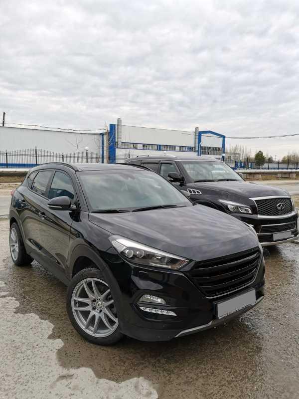 Hyundai Tucson, 2016 год, 1 460 000 руб.