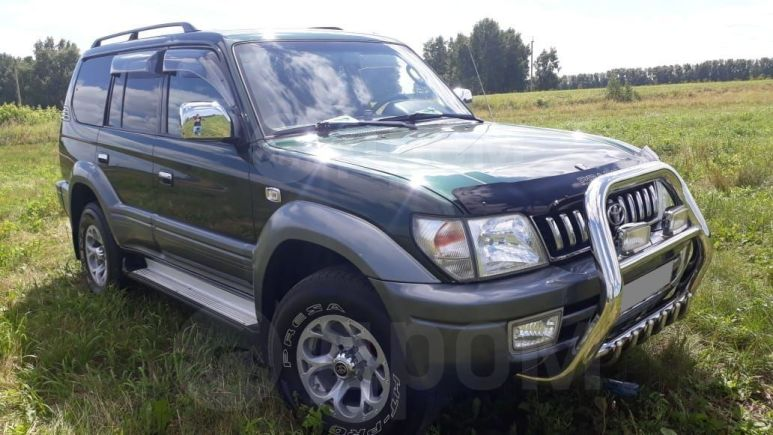 Toyota Land Cruiser Prado, 1998 год, 765 000 руб.