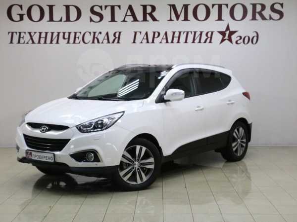 Hyundai ix35, 2014 год, 959 000 руб.