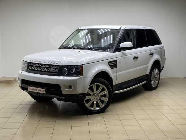Land Rover Range Rover Sport, 2010 год, 1 177 000 руб.