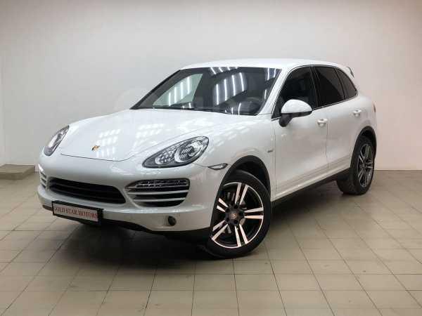 Porsche Cayenne, 2013 год, 2 167 000 руб.