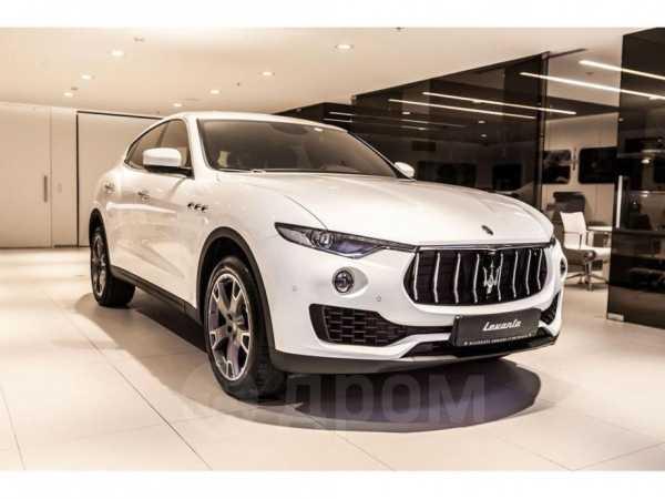 Maserati Levante, 2018 год, 6 600 955 руб.