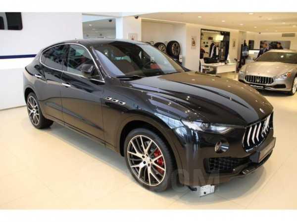 Maserati Levante, 2018 год, 7 139 669 руб.