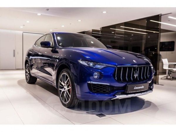 Maserati Levante, 2018 год, 8 120 226 руб.