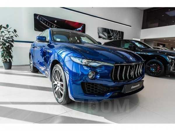 Maserati Levante, 2018 год, 6 827 287 руб.