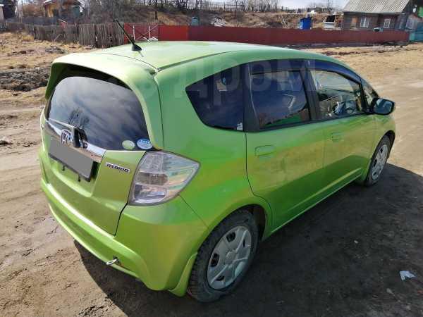 Honda Fit, 2010 год, 499 999 руб.