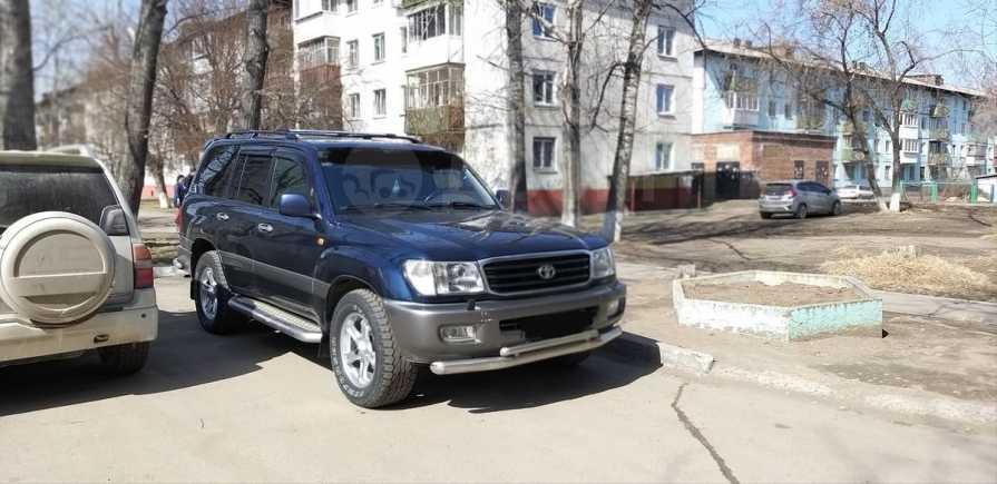 Toyota Land Cruiser, 2000 год, 1 150 000 руб.