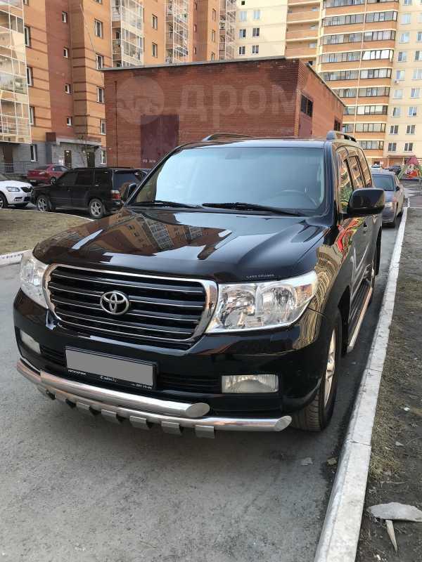 Toyota Land Cruiser, 2008 год, 1 720 000 руб.