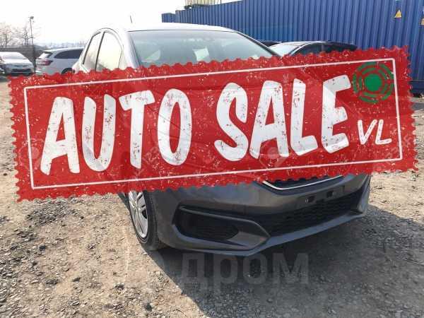 Honda Fit, 2017 год, 490 000 руб.