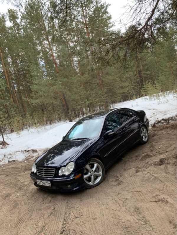 Mercedes-Benz C-Class, 2005 год, 510 000 руб.
