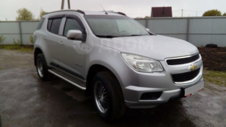 Chevrolet TrailBlazer, 2013 год, 1 050 000 руб.