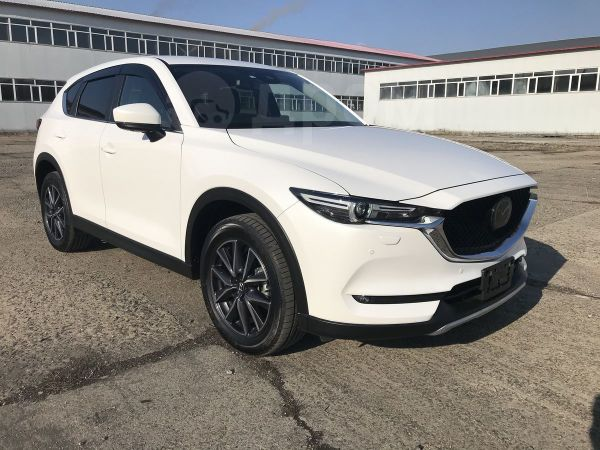 Mazda CX-5, 2018 год, 1 600 000 руб.