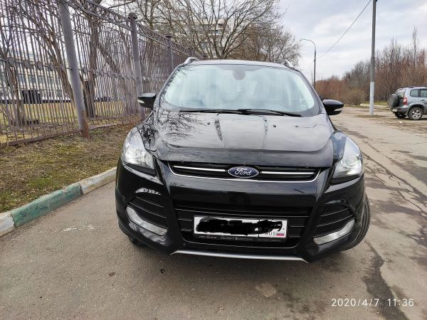 Ford Kuga, 2014 год, 970 000 руб.