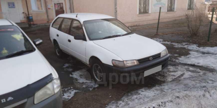Toyota Corolla, 1992 год, 105 000 руб.
