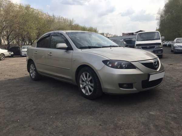 Mazda Mazda3, 2007 год, 377 000 руб.