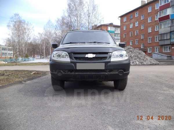 Chevrolet Niva, 2012 год, 355 000 руб.