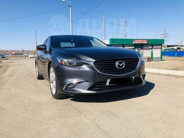 Mazda Mazda6, 2015 год, 1 135 000 руб.