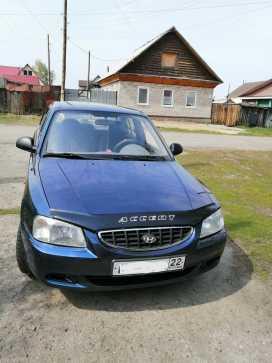 Барнаул Accent 2009