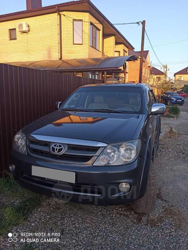 Toyota Fortuner, 2006 год, 925 000 руб.