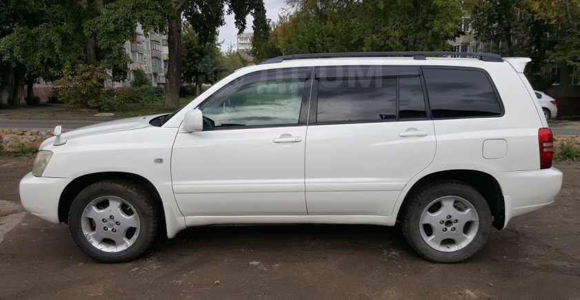 Toyota Kluger V, 2001 год, 550 000 руб.