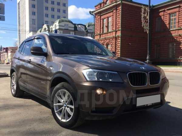 BMW X3, 2013 год, 1 170 000 руб.