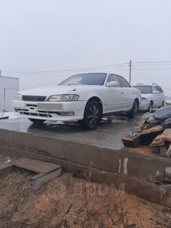 Toyota Mark II, 1996 год, 200 000 руб.