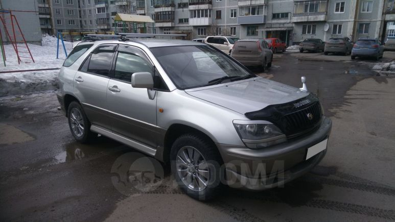 Toyota Harrier, 1998 год, 460 000 руб.