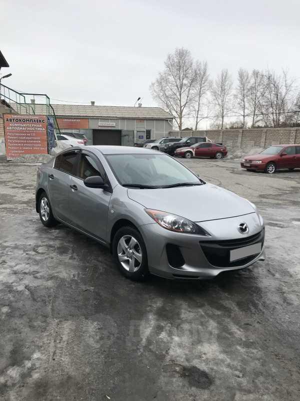 Mazda Mazda3, 2013 год, 550 000 руб.
