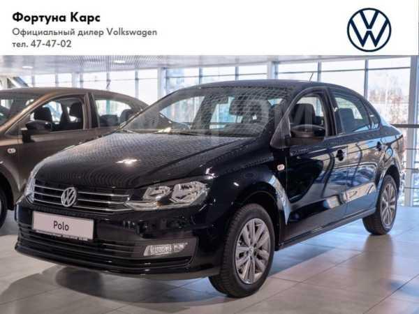 Volkswagen Polo, 2019 год, 918 300 руб.