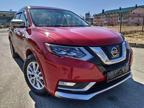 Nissan X-Trail, 2017 год, 3 199 000 руб.