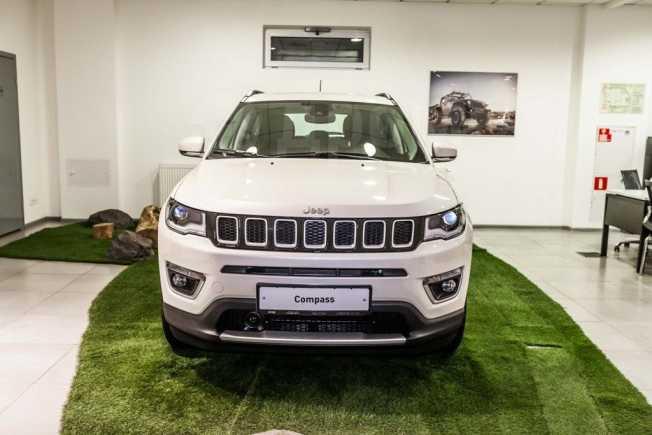 Jeep Compass, 2019 год, 2 699 000 руб.