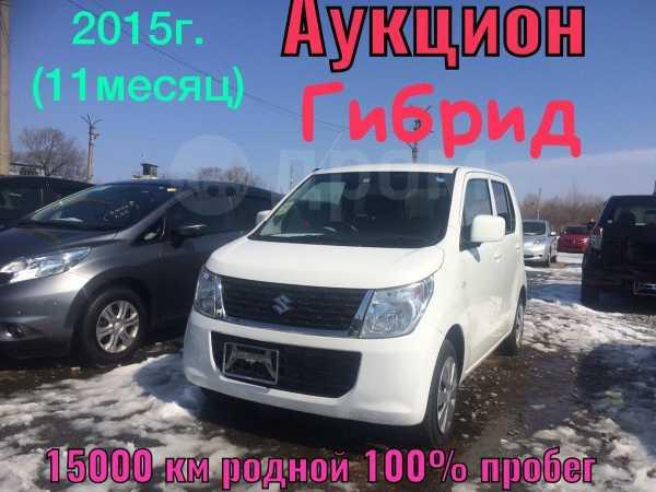 Suzuki Wagon R, 2015 год, 363 000 руб.