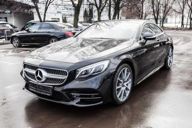 Mercedes-Benz S-Class, 2019 год, 9 640 679 руб.