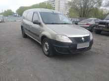 Барнаул Ларгус 2012
