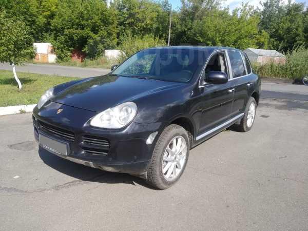 Porsche Cayenne, 2007 год, 587 000 руб.