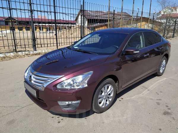 Nissan Teana, 2014 год, 949 000 руб.