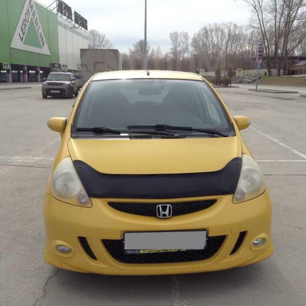 Honda Jazz, 2007 год, 410 000 руб.