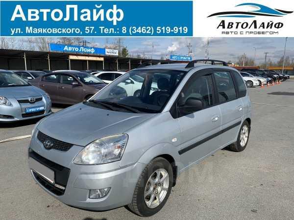 Hyundai Matrix, 2008 год, 349 000 руб.