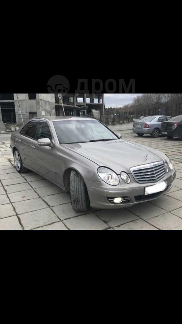 Mercedes-Benz E-Class, 2006 год, 610 000 руб.